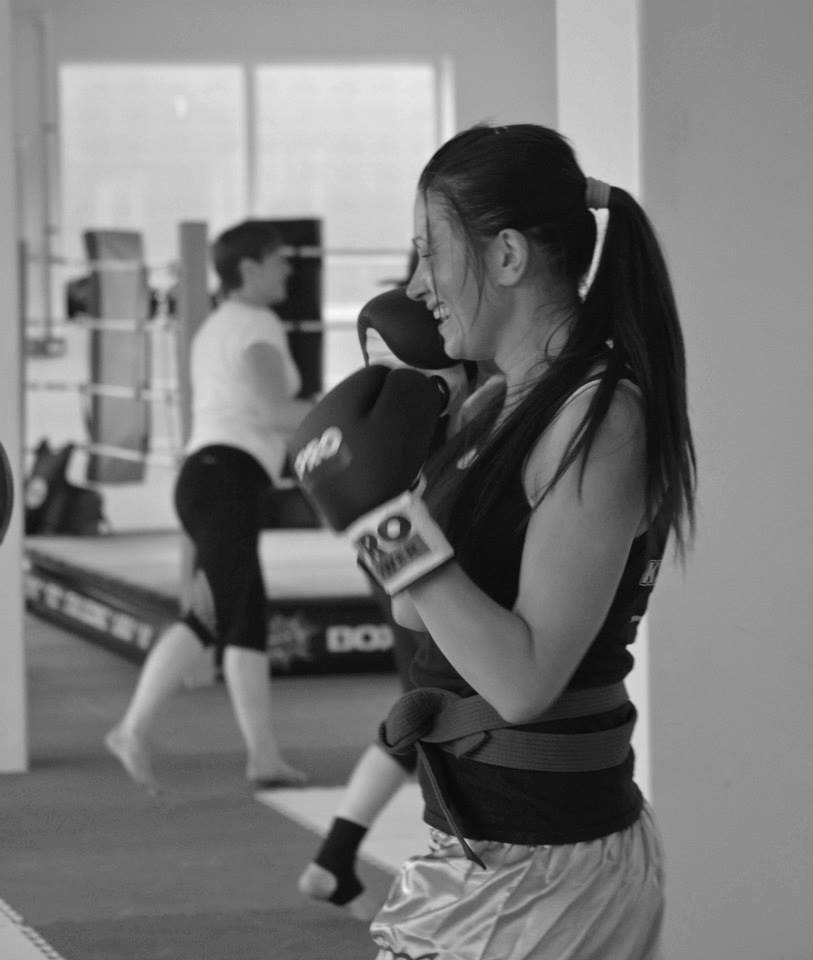 Kickboxing for ladies and the amazing benefits