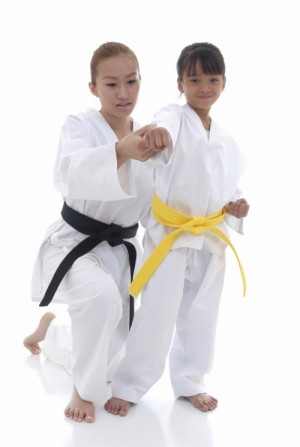 Kids-only-martial arts classes