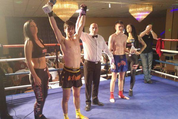 Dorchester thai boxing