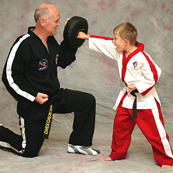 nic mmax martial arts instructor