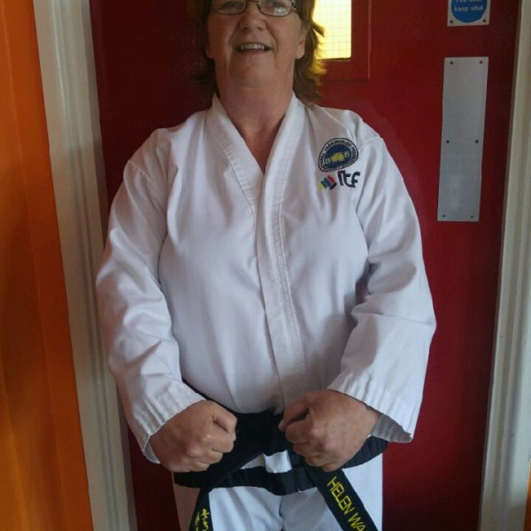 helen mmax martial arts black belt