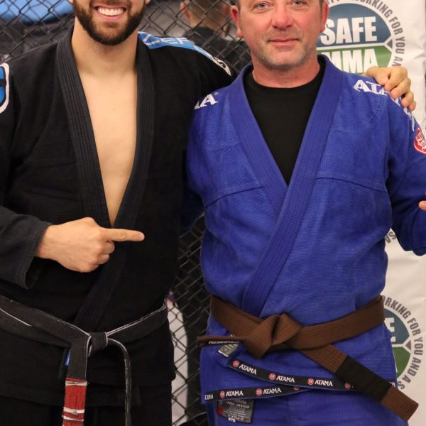 Brazilian Jiu Jitsu classes Paul hines and Michael Russell martial arts instructor MMAX dorchester