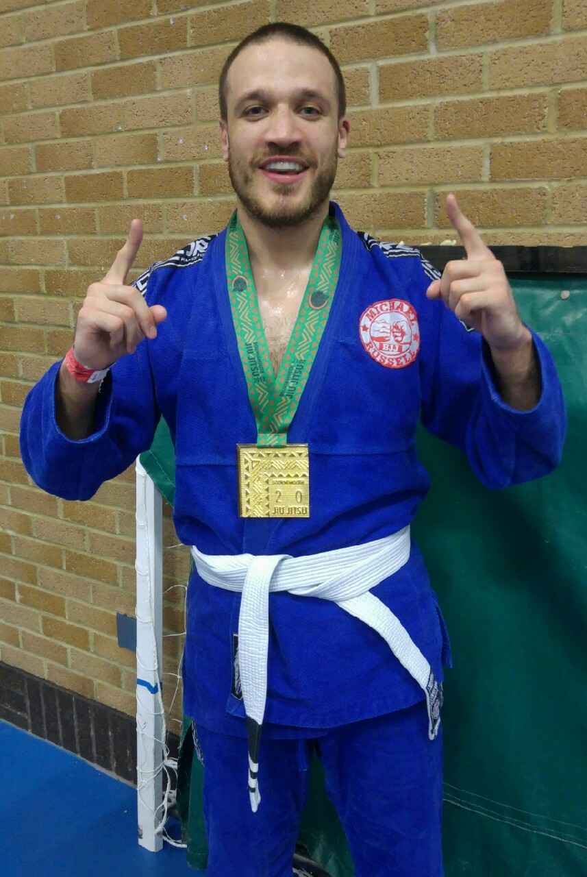 4 Golds from 5 students in Bournemouth BJJ Open